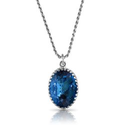 """crystal from swarovski necklace with oval fancy stone - """" crystal army green delite"""""""