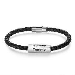 custom man bracelet