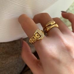 Belt shaped ring