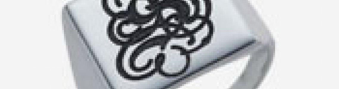 Monogram rings